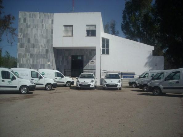 Instalaciones de EGMASA en Villamartín, Foto:Eco Radio Sierra deC ádiz