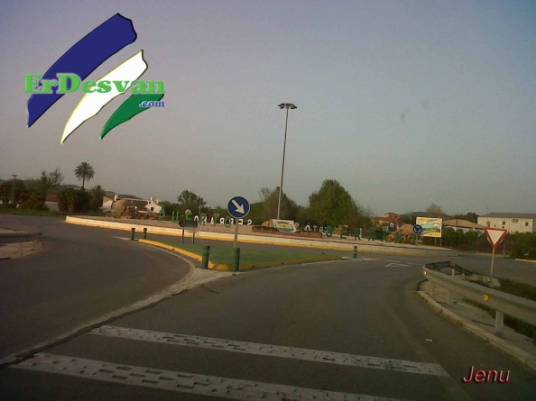 Puerto Serrano (Cádiz). Una de las localidades de la Sierra de Cádiz donde el paro se acentúa. Foto Jenu.