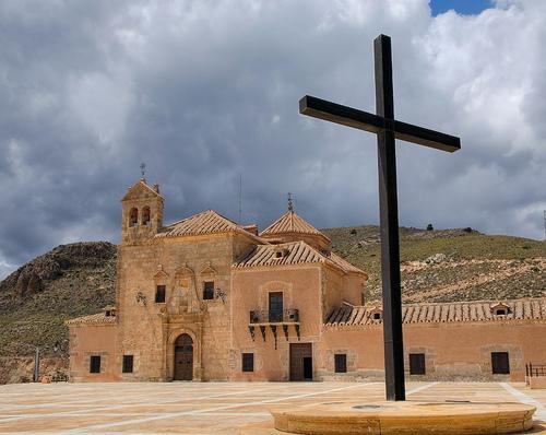 Santuario del Saliente, Albox (Almería). Foto: flickriver.com
