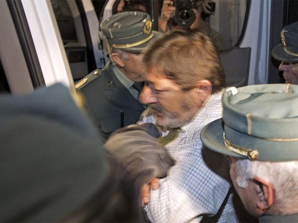 Juan Francisco Trujillo, el ex chófer del ex director general de Trabajo y Seguridad Social de la Junta de Andalucía.Foto ElMundo.es
