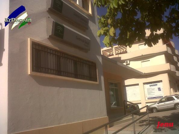 Centro de salud de Villamartín. Foto de archivo. Jenu