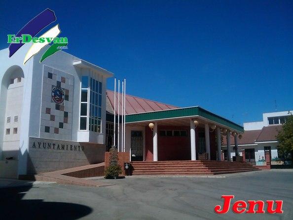 Ayuntamiento de Marinaleda. Foto Jenu