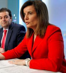 La ministra de Empleo y Seguridad Social, Fátima Báñez. Foto: Archivo