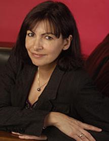 Anne Hidalgo, una gaditana favorita para ser la próxima alcaldesa de París.Foto:Efe