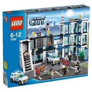 LEGO POLICIA