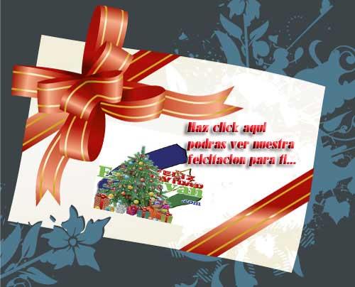Nuestro Cristma navideño para ti. ErDesvan.com
