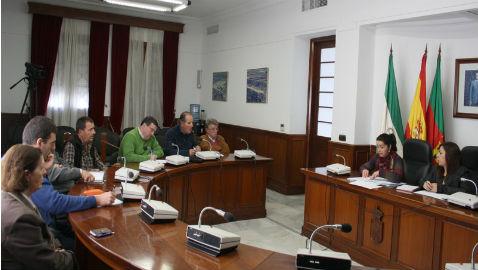 Reunión de la Fundación Casas Viejas