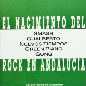 El nacimiesnto del Rock en Andalucia
