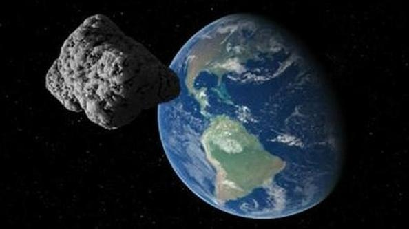 Asteroide. www.abc.es