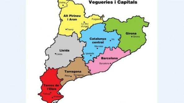 mapa calaluña